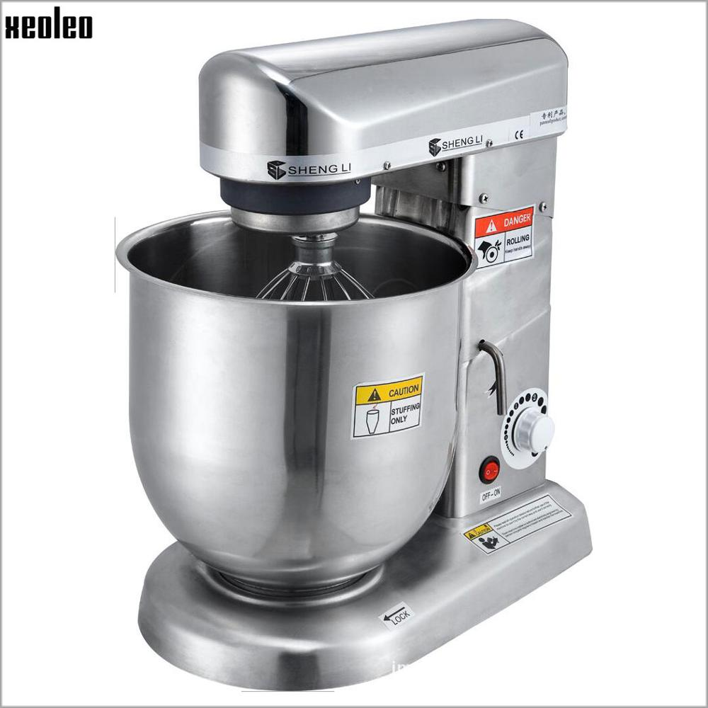 Xeoleo 10L/7L/5L Stand mixer Stainless steel … « Small Appliances ...